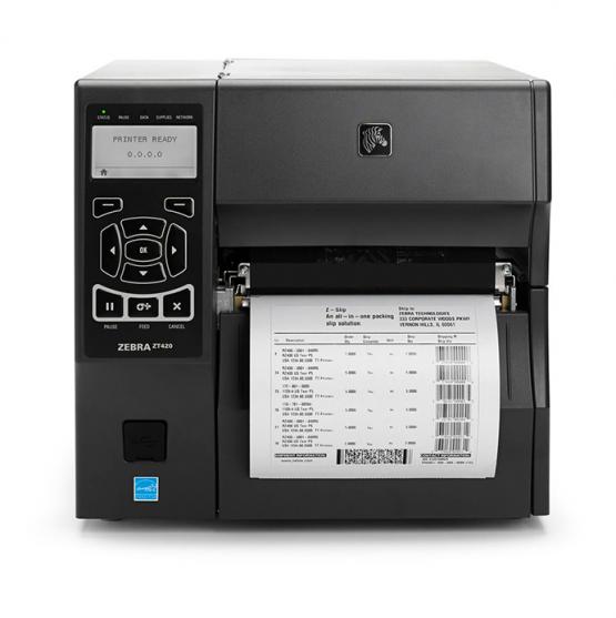 Impressora-Zebra-ZT420-Codigo-de-Barras